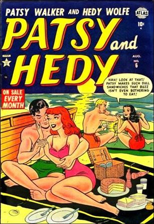 Patsy and Hedy 6-A