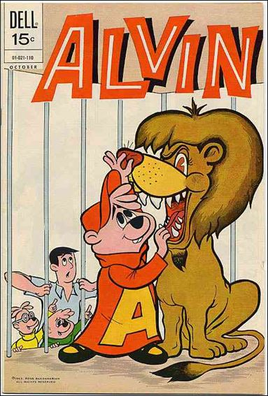Alvin 22-A by Dell