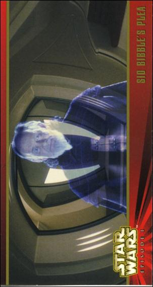 Star Wars: Episode I Widevision: Series 1 (Base Set) 32-A by Topps