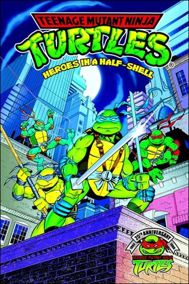 Teenage Mutant Ninja Turtles Adventures (1990) 1-B by Random House