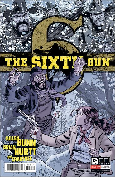 Sixth Gun 28-A by Oni Press