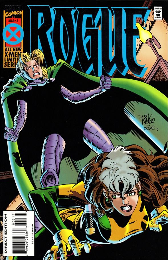 Rogue (1995) 3-A by Marvel