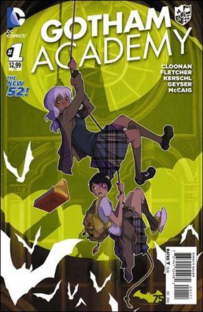 Gotham Academy 1-A