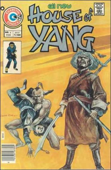 House of Yang (1975) 4-A by Charlton