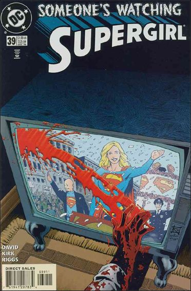 Supergirl (1996) 39-A by DC