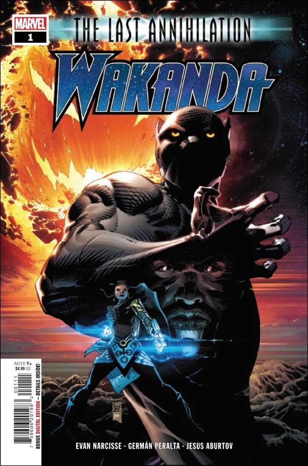 Last Annihilation: Wakanda 1-A by Marvel