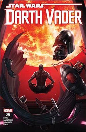 Darth Vader (2017) 8-A
