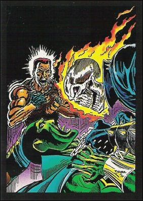 Ghost Rider II (Base Set)  31-A by Comic Images