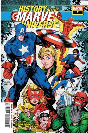 History of the Marvel Universe (2019) 2-A