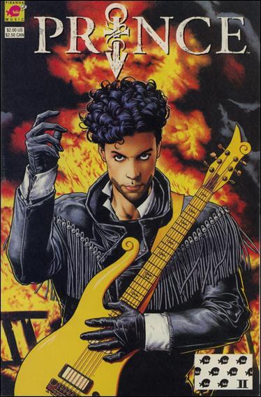 Prince: Alter Ego nn-B by Piranha Press