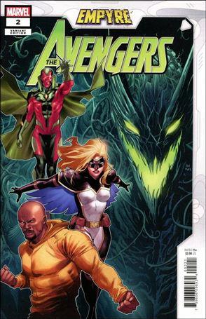 Empyre: Avengers 2-B