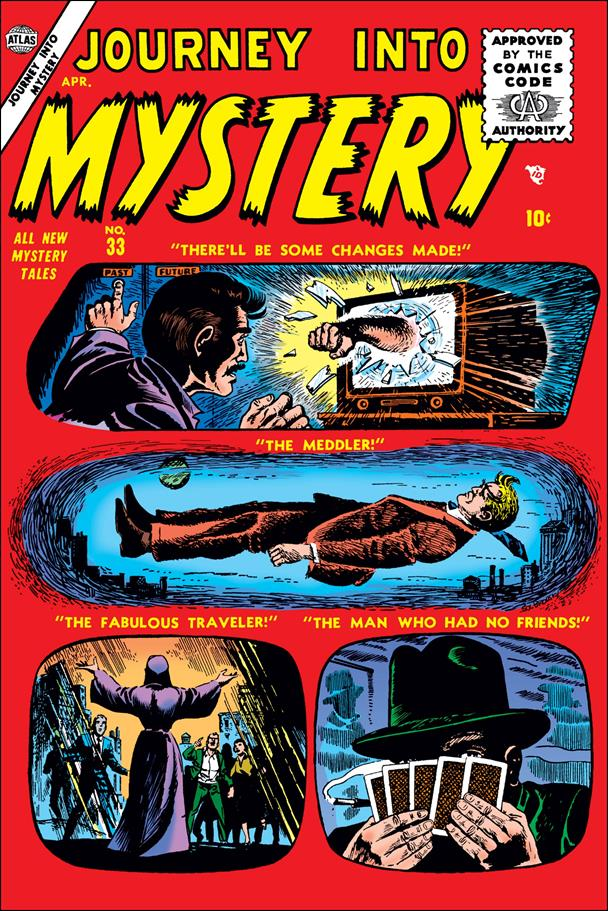 Journey into Mystery (1952) 33-A by Marvel