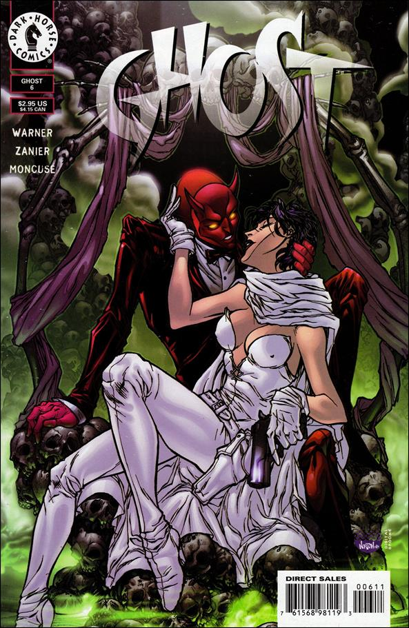Ghost (1998) 6-A by Dark Horse