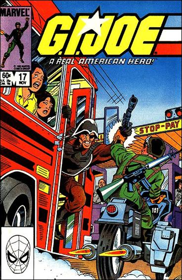 G.I. Joe: A Real American Hero 17-A by IDW