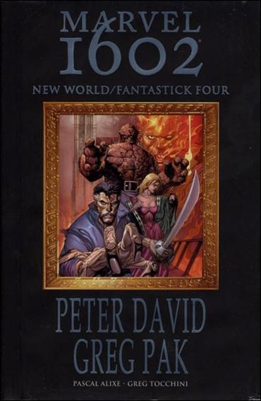 Marvel 1602: New World / Fantastick Four 1-A by Marvel
