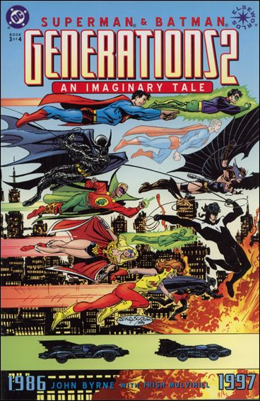 Superman & Batman: Generations II 3-A by DC