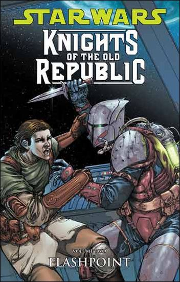Star Wars: Knights of the Old Republic 2-A by Dark Horse