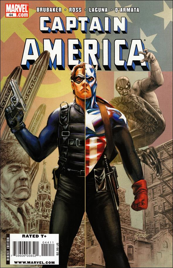 Captain America (2005) 44-A by Marvel