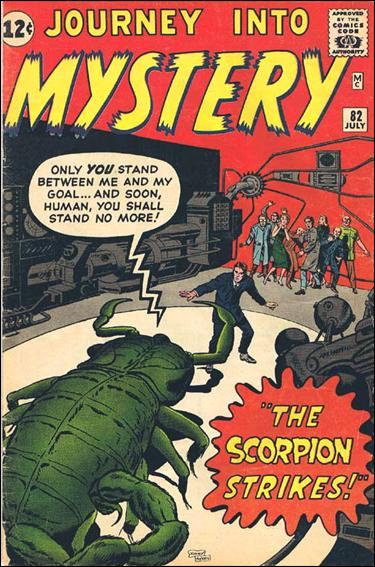 Journey into Mystery (1952) 82-A by Marvel