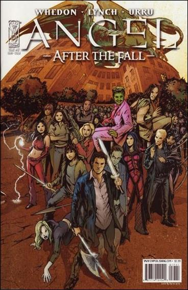 Angel: After the Fall 17-B by IDW