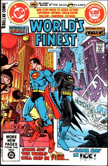 World's Finest Comics 275-A by DC
