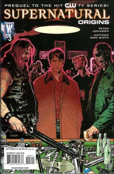 Supernatural: Origins 3-A by WildStorm