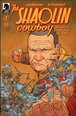 Shaolin Cowboy: Who'll Stop the Reign? 1-A