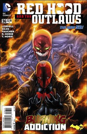 Red Hood and the Outlaws  36-A