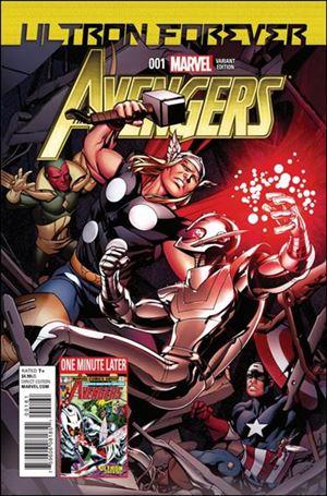Avengers: Ultron Forever 1-B