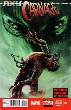 AXIS: Carnage 3-A