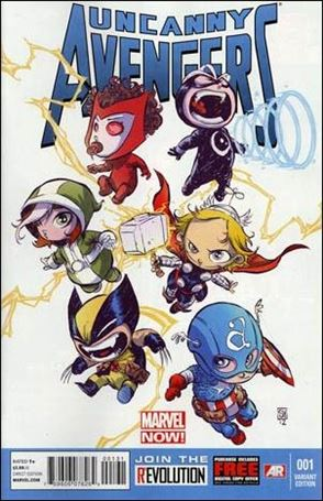 Uncanny Avengers (2012) 1-G