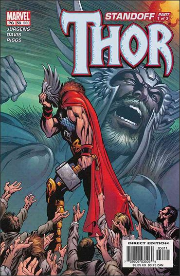 Thor (1998) 58-A by Marvel