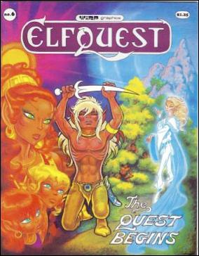 Elfquest (1978) 6-A by Warp Graphics