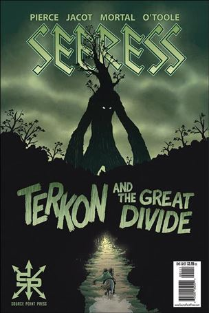 Seeress: Terkon and the Great Divide One-Shot-A