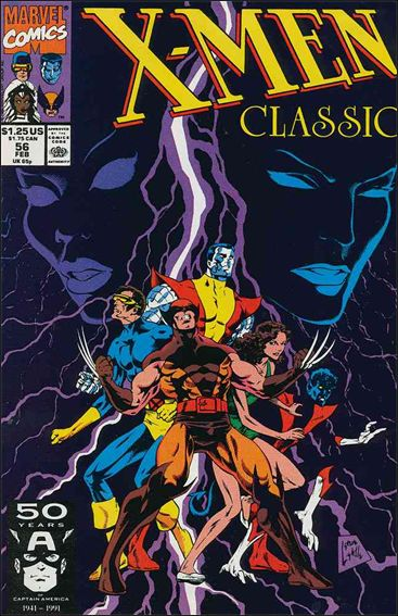 X-Men Classic 56-A by Marvel