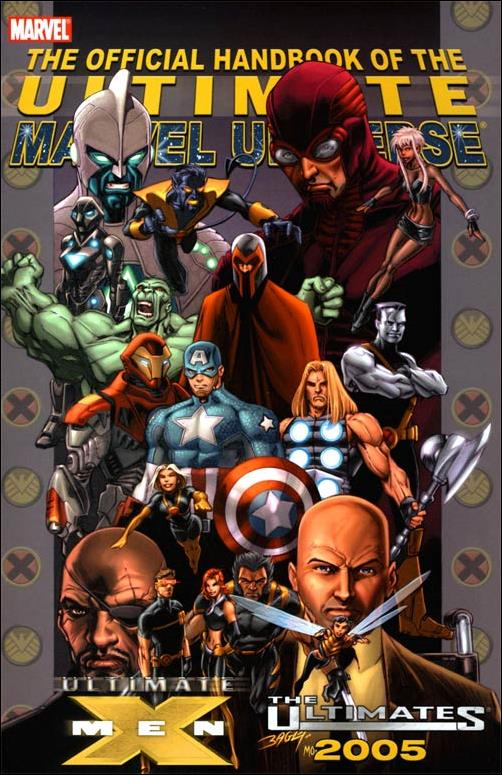 Official Handbook of the Ultimate Marvel Universe 2005: The Ultimates & X-Men nn-A by Marvel