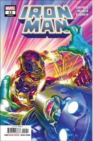 Iron Man (2020) 12-A