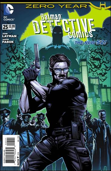 Detective Comics (2011) 25-A by DC