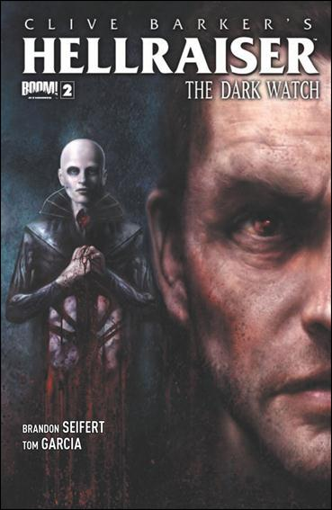 Clive Barker's Hellraiser: The Dark Watch 2-A by Boom! Studios