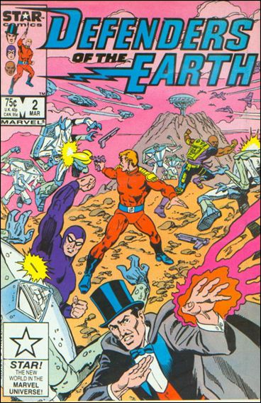 Defenders of the Earth 2-A by Star