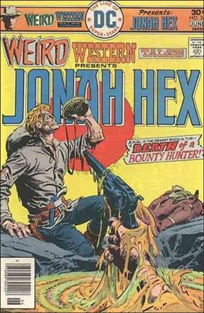 Weird Western Tales (1972) 34-A