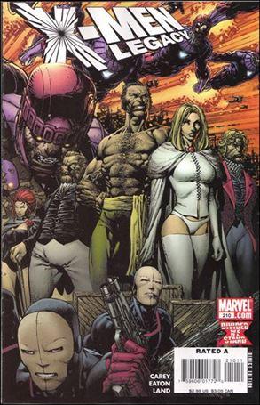X-Men Legacy (2008) 210-A