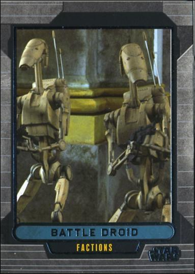Star Wars Galactic Files (Base Set) 316-A by Topps