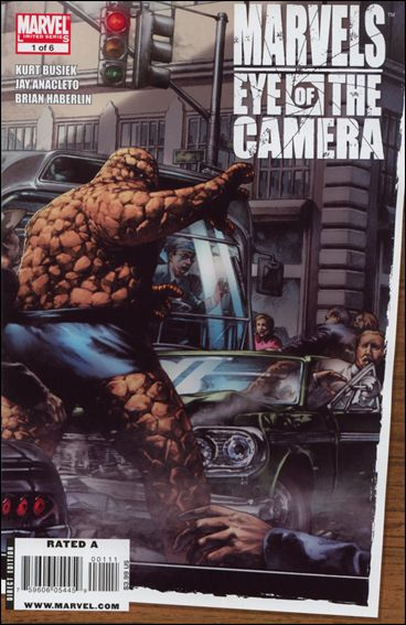 Marvels: Eye of the Camera 1-A by Marvel