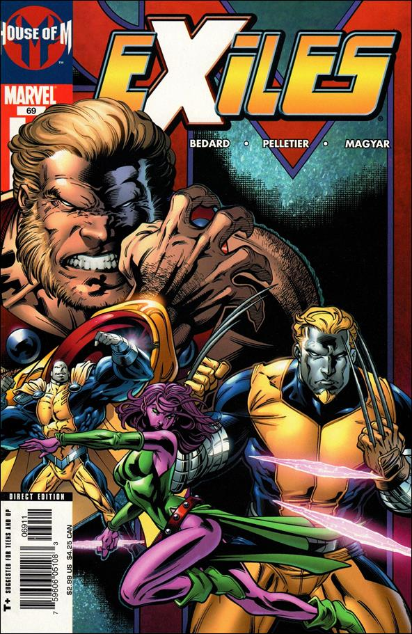 Exiles (2001) 69-A by Marvel