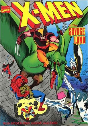 X-Men in the Savage Land nn-A