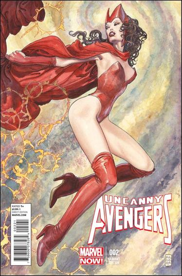 Uncanny Avengers (2012) 2-B by Marvel