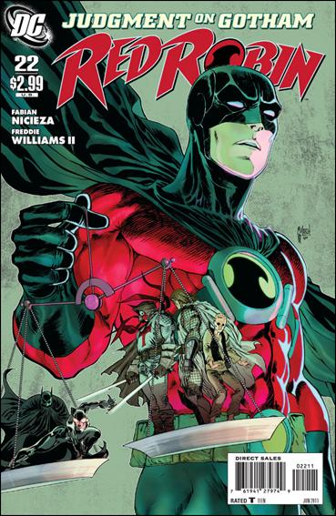 Red Robin 22-A by DC