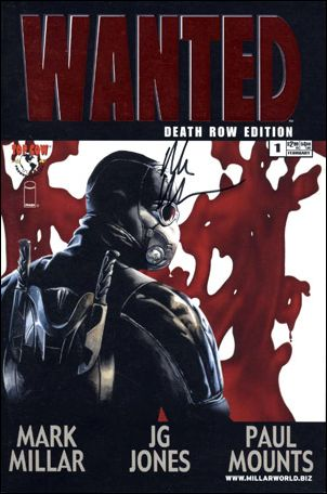 Wanted (2003) 1-I by Top Cow
