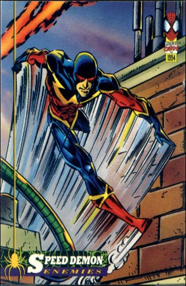 Amazing Spider-Man (Base Set) 60-A by Fleer